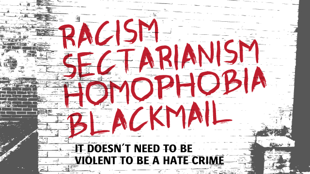 hate crimes toward sexual orientation Assault on gays not a hate crime under pa on sexual orientation aren't considered hate crimes by bias toward the victim's sexual orientation.